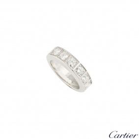 CartierDiamond Half Eternity Ring 1.05ct